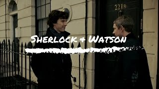 Sherlock & John {Shake It Out}