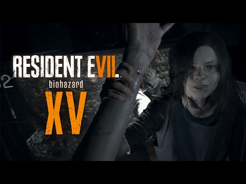 Oh now she's angry... shit! - Resident Evil 7 #15