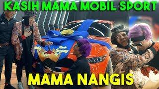 Gambar cover Detik2 Kasih Mobil Sport Ke Mama Nangis Semua  😭