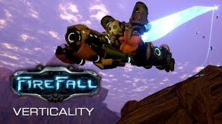 Firefall Gameplay Trailer - Verticality