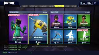 "NEW INSANE ""TOXIC TROOPER AND HAZARD AGENT"" SKIN - Fortnite Battle Royale"