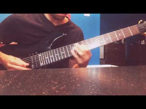 Reflections- Actias Luna Guitar Cover