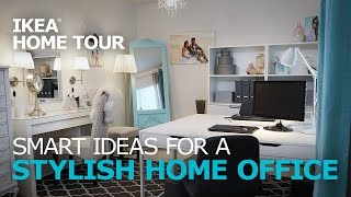 Home Office Ideas - IKEA Home Tour