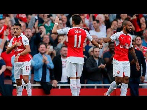 Download Arsenal vs Tottenham Hotspur 1-1 - All goals & Full Highlights - Premier League 2016 - HD