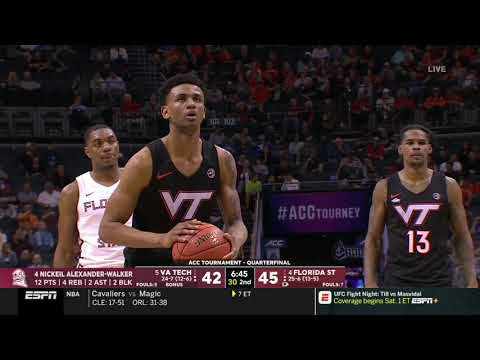 5 NBA draft prospects to watch in the 2019 NCAA tournament