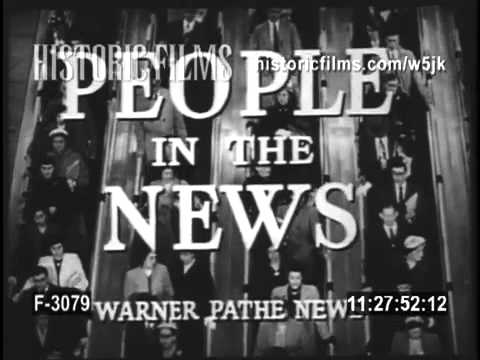 F-3079: WARNER PATHE NEWS