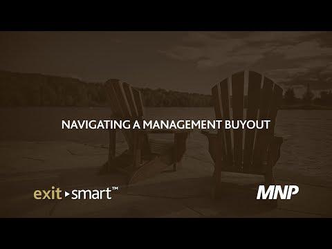 MNP | Navigating Management Buyout | 2018