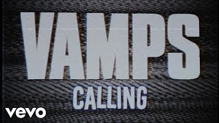 VAMPS - CALLING(LYRIC VIDEO)