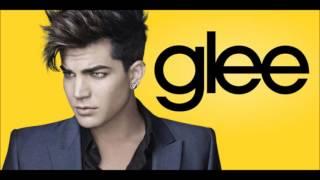 Glee Cast ft.  Adam Lambert - Gloria