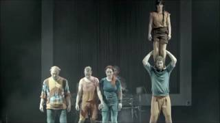 Limits Cirkus Cirkör Trailer