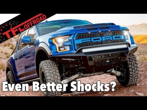 What!? This $120,000 Shelby 2020 Ford Raptor is Using New 3.0 Active FOX Shocks!