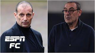 Massimiliano Allegri Or Maurizio Sarri: Who Should Manage Juventus? | Serie A