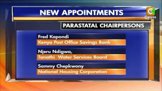 Political Factor In Kenyatta's Appointments