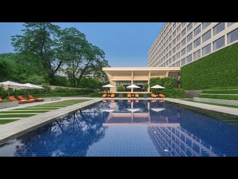 Inside New Delhi's best 5-star hotel: The Oberoi New Delhi (full tour)