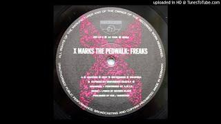 X Marks The Pedwalk • Repression