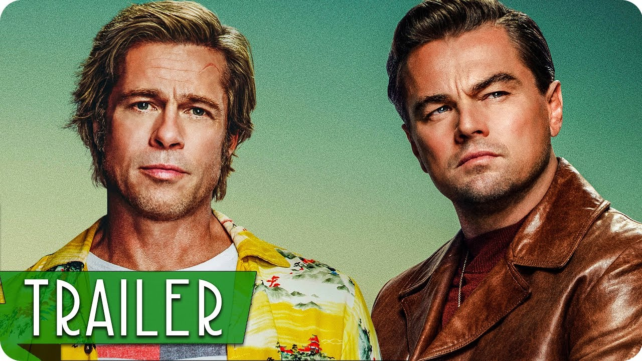 ONCE UPON A TIME IN HOLLYWOOD Trailer German Deutsch (2019