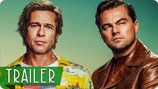 ONCE UPON A TIME IN HOLLYWOOD Trailer German Deutsch (2019)