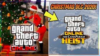 Christmas Updates Gtav 2021