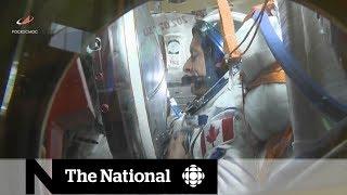 Russian Soyuz rocket prepares for liftoff in Kazakhstan