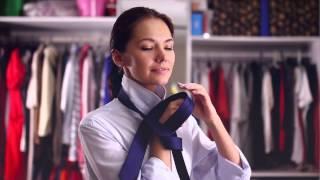 Как завязать галстук؟ МАЛЫЙ УЗЕЛ  How to tie a tie׃ SMALL KNOT