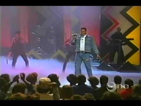Al B Sure! - Rescue Me Live 1988)
