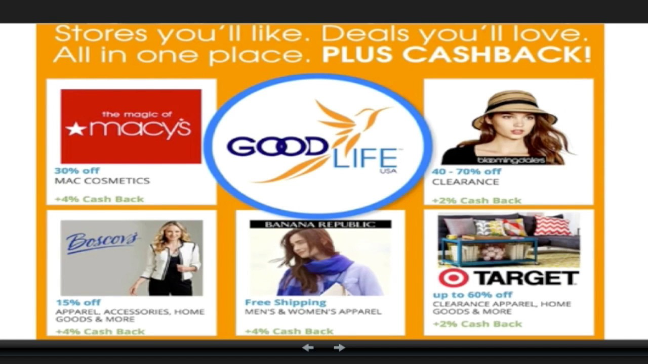 good life usa business overview presentation youtube