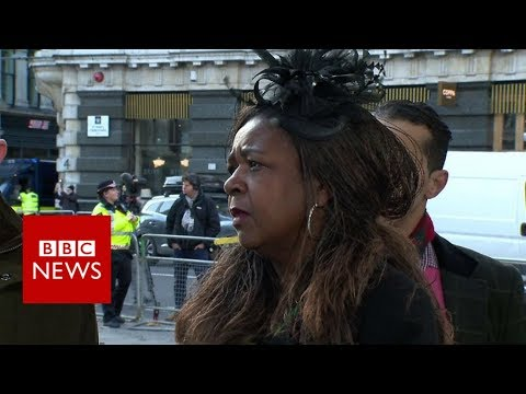 Download Youtube: Grenfell fire memorial: 'A lot of people will get some healing'- BBC News