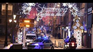 """Fusillade à Strasbourg : """"Il n'y a pas de consigne de confinement"""""""