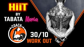 HiiT Workout Song w/ VOICE - 30/10 - Ft NEFFEX