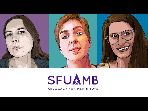SheForHe: 3 Women Fighting For Men's Human Rights [Live Stream]