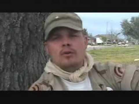 US Troops in Iraq talk about Halliburton & KBR