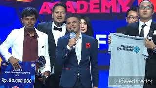 Juara 1 Stand Up Comedy Academy 4 OKI Dari Kota Palu