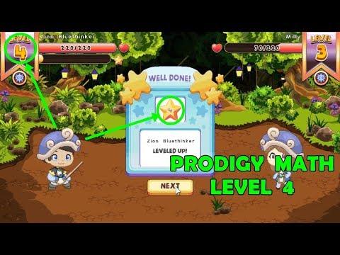 Prodigy Math Game Student Go Level  Prodigy Part