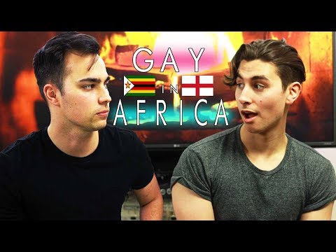 Coming Out Gay In Africa - Feat Corey Schultz