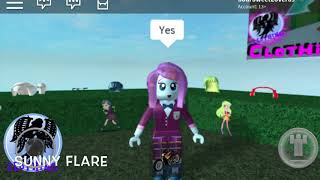 My Equestria Girls Looks In ROBLOX