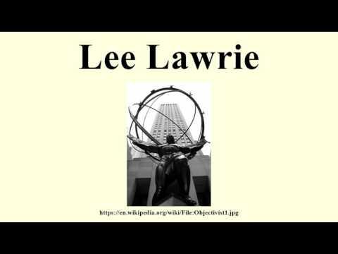 Lee Lawrie
