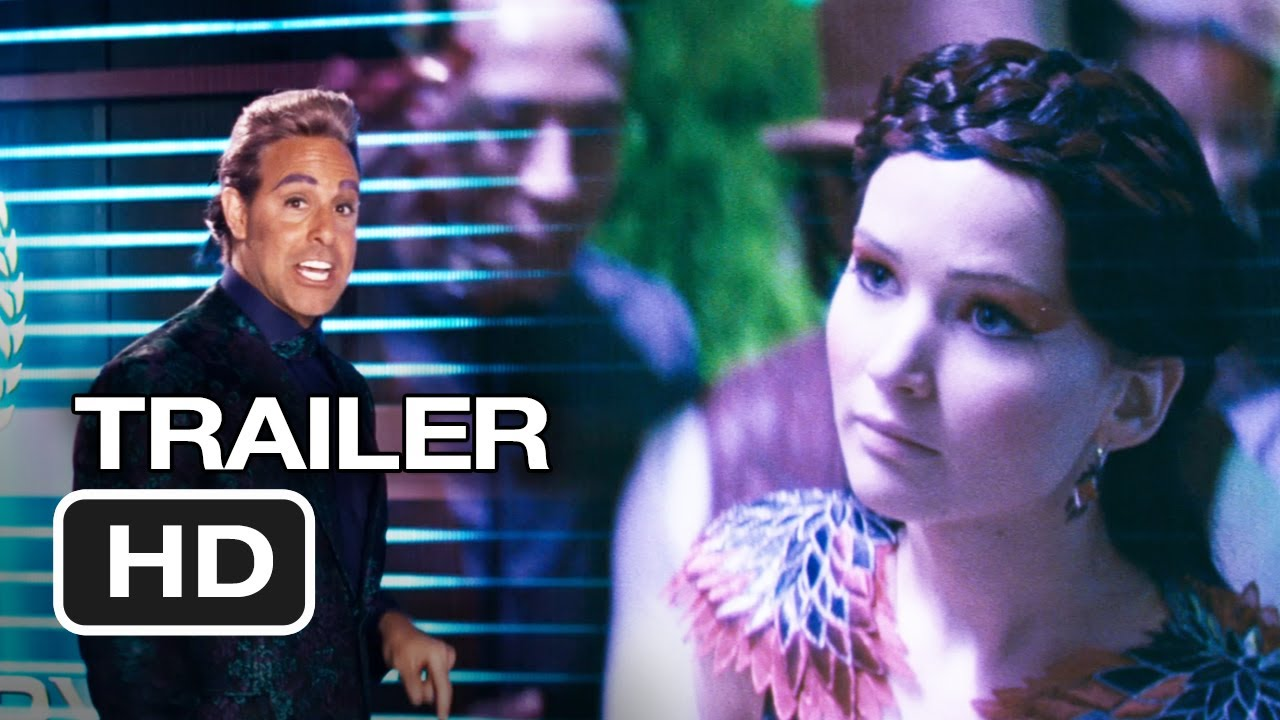 The Hunger Games Catching Fire Official Teaser 1 2013 Hd Movie Youtube