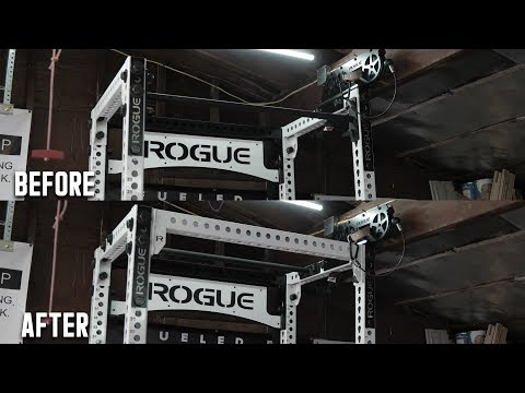 Easy And CHEAP Rogue Monster Rack Upgrade