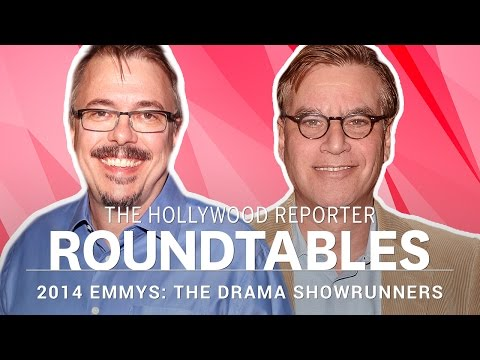 Aaron Sorkin, Matthew Weiner and more Drama runners on THR's Roundtable  Emmys 2014