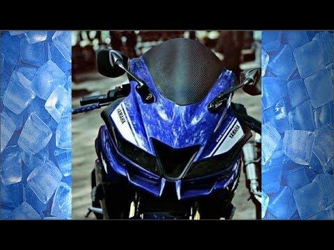 Garang Modifikasi Yamaha All New R15 V3 2018 Terbaru Tampil