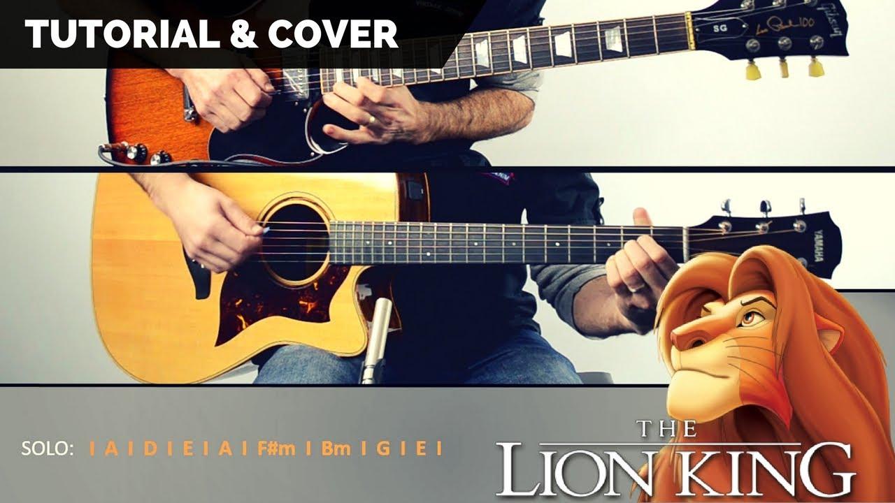 Ciclo Sin Fin I B S O Rey Leon I Tutorial Pdf Gratis Cover I