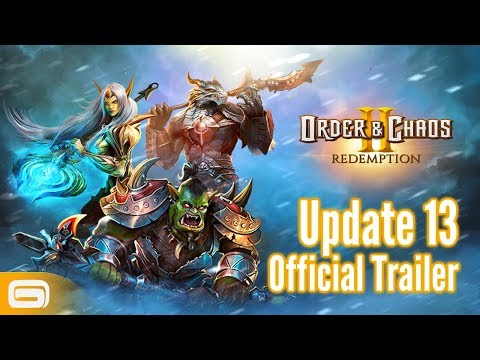 Order And Chaos 2: Redemption - Update 13 Trailer