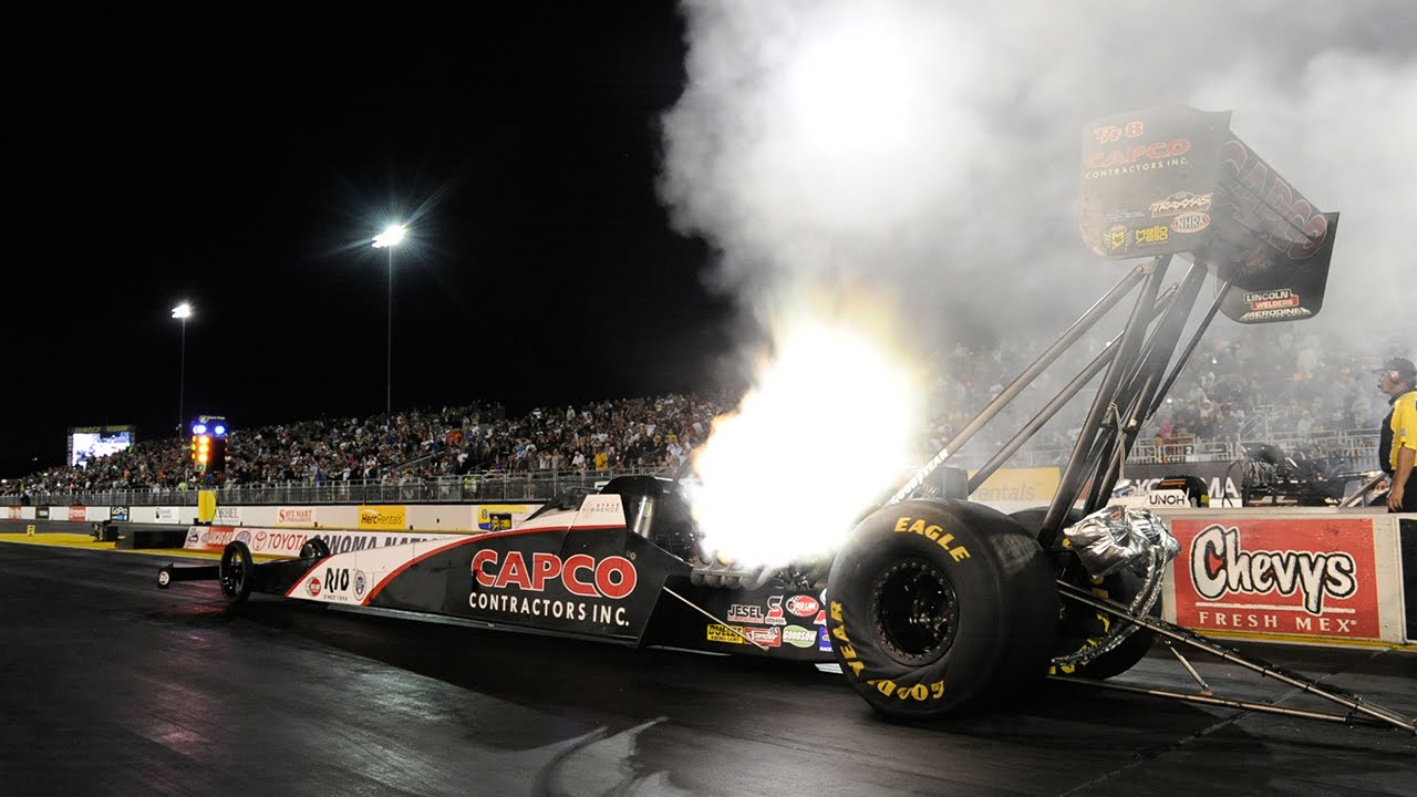 Steve Torrence Sets New Top Fuel Et National Record In Sonoma Youtube