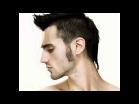 Mens Hairstyle Book - YouTube