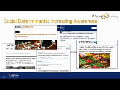 The Role of Social Determinants of Health - Lori Peterson, Collaborative Consulting