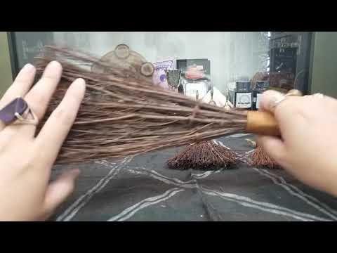 巫術行者,魔法掃把Magick Broom