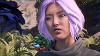 Mass Effect™: Andromeda Jaal romance love scene