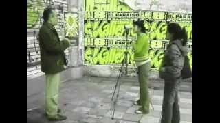 percepción epistemológico / graffitis urbanos 2008