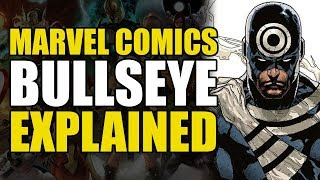 Marvel Comics: Bullseye Explained