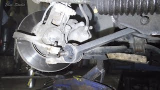 Замена ромашек Ford Scorpio